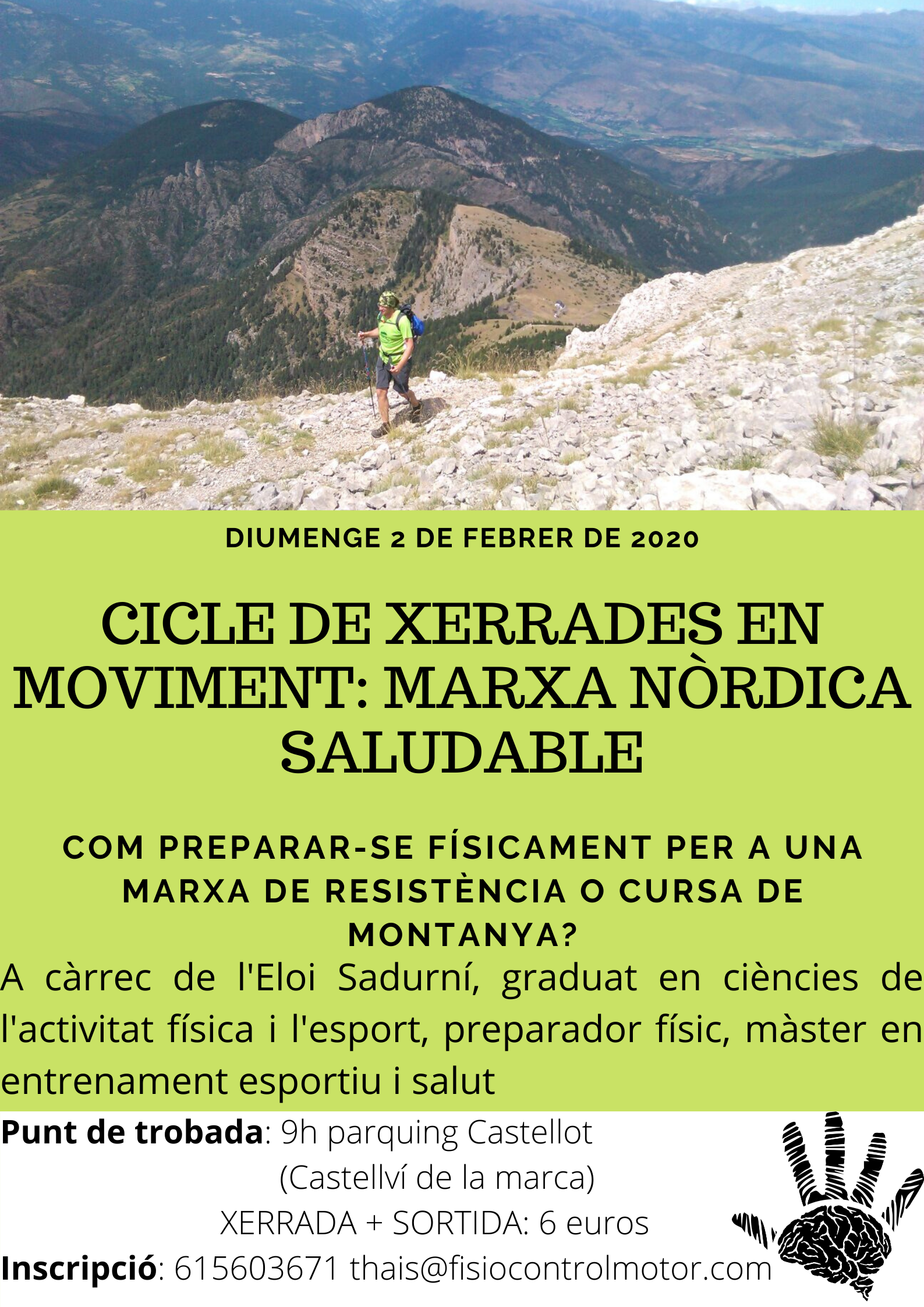 1.CICLE DE XERRADES EN MOVIMENT_ MARXA NÒRDICA SALUDABLE